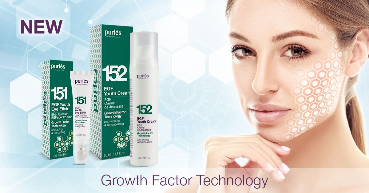 New Line Growth Factor Technology Purles